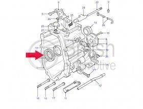 FTC4991 (FTC3701)- olejové těsnění Range Rover I Classic