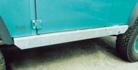 BA 109T ochrana prahů - Defender