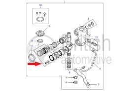 QFW100140- sada těsnění do převodky řízení Disco II