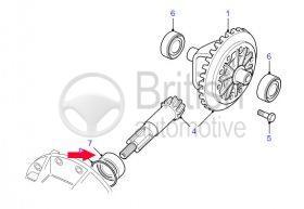 539706- vnitřní ložisko diferenciálu- Range Rover I Classic