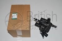 LR004318- tělo termostatu motoru 3,6 TDV8