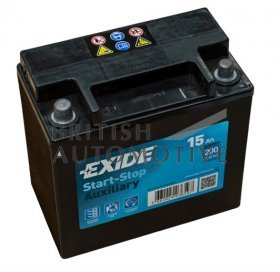 LR047630- baterie pro START/STOP