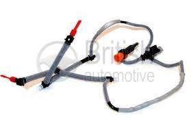 1386505- přepadové trubičky ke vstřikům (2,7 TDV6)