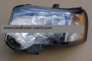 XBC500990- levé přední světlo Freelander