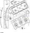 AWR5463RBF- panel ovladačů topení Freelander