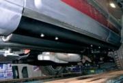 BA 7804- spodní ochrana prahů Discovery III