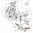 FRC4499- silonový kroužek táhel řazení