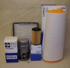 BK 0021 (DA6015)- filtry pro Freelander Td4 Diesel od čísla VIN SALL....2A209831výše