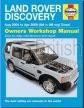 DA4505- Opravárenská příručka Discovery 3 Diesel